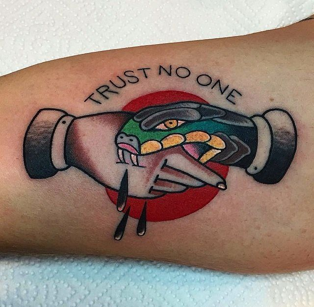 Old School Tattoo Designs 19