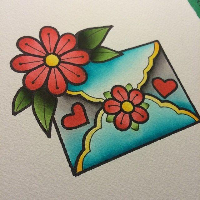 Old School Tattoo Designs 26