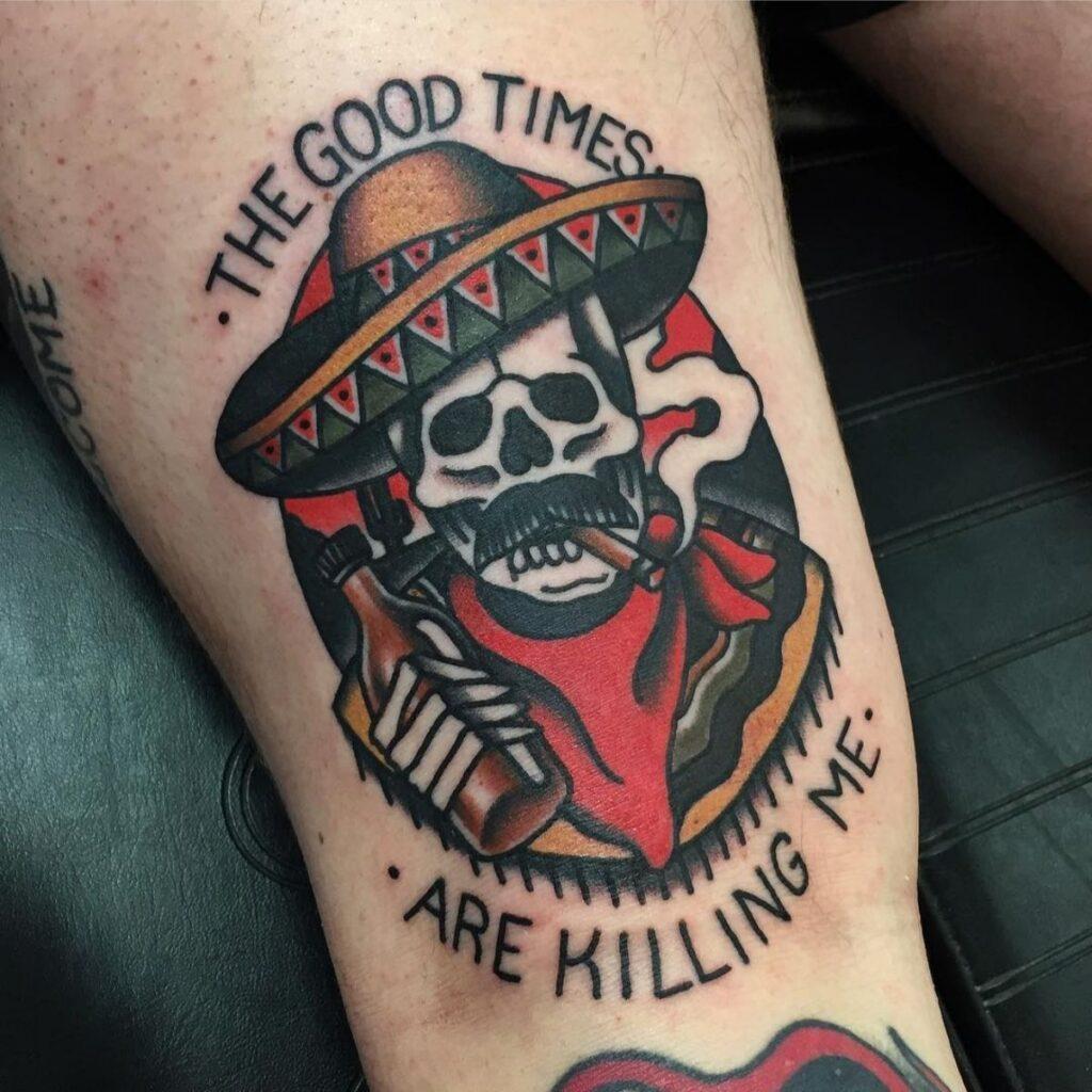 Old School Tattoo Designs 53