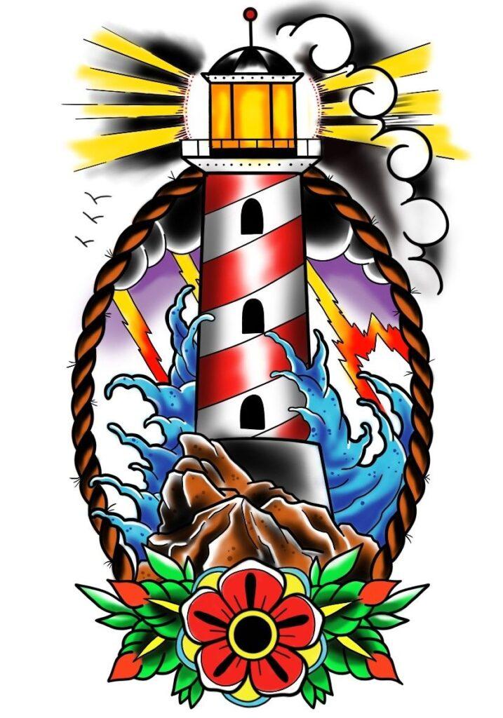 Old School Tattoo Designs 68