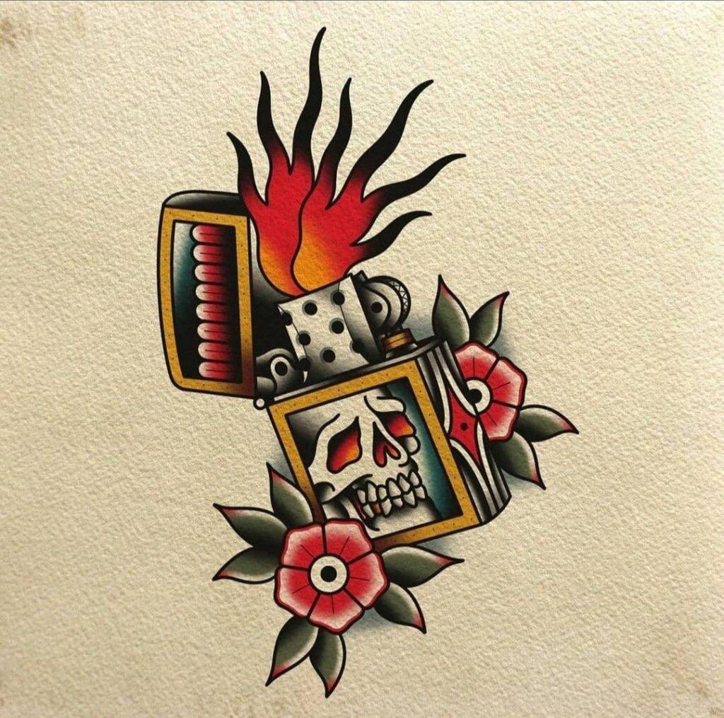 Old School Tattoo Designs 81