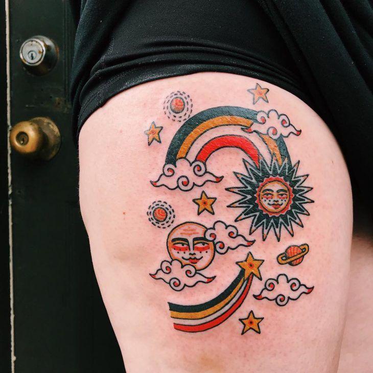 Old School Tattoo Designs 86