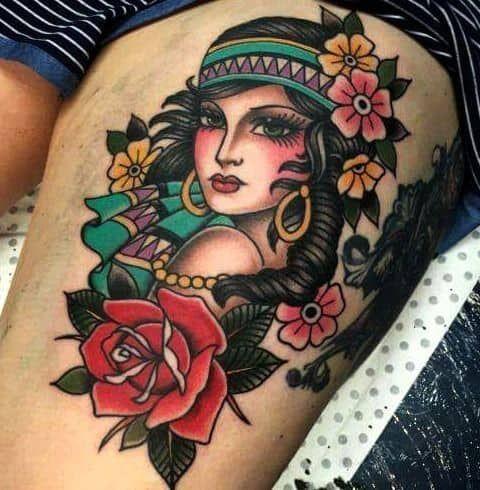 Old School Tattoo Designs 99