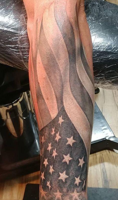 Patriotic Tattoos 10