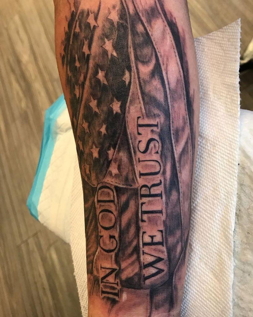 Patriotic Tattoos 11