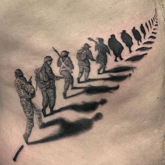 Patriotic Tattoos 22