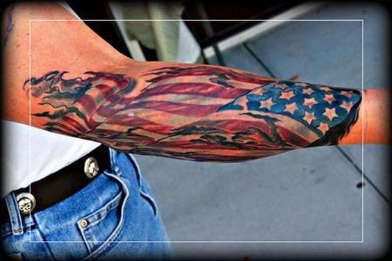Patriotic Tattoos 24