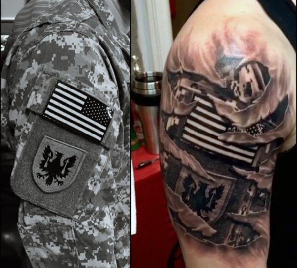 Patriotic Tattoos 4