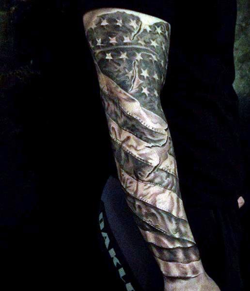 Patriotic Tattoos 8