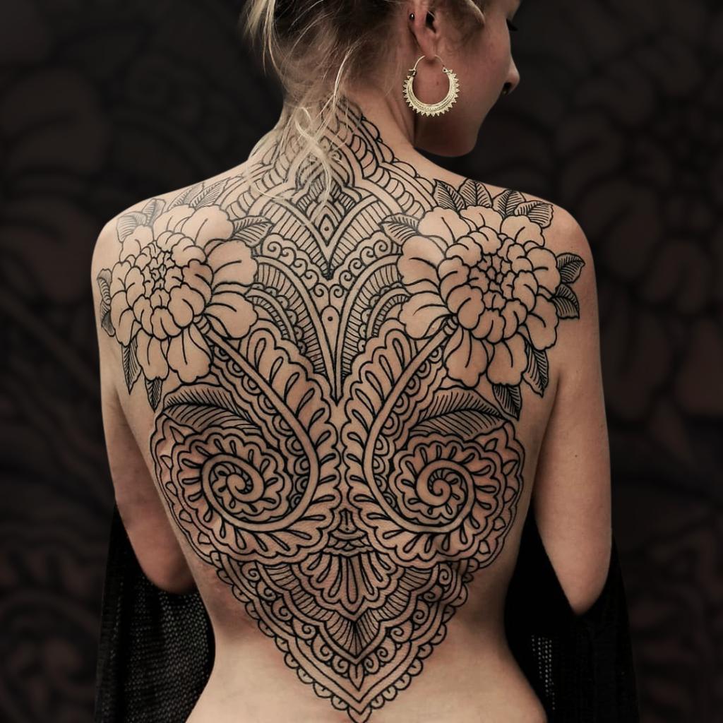Polynesian Tattoos 1