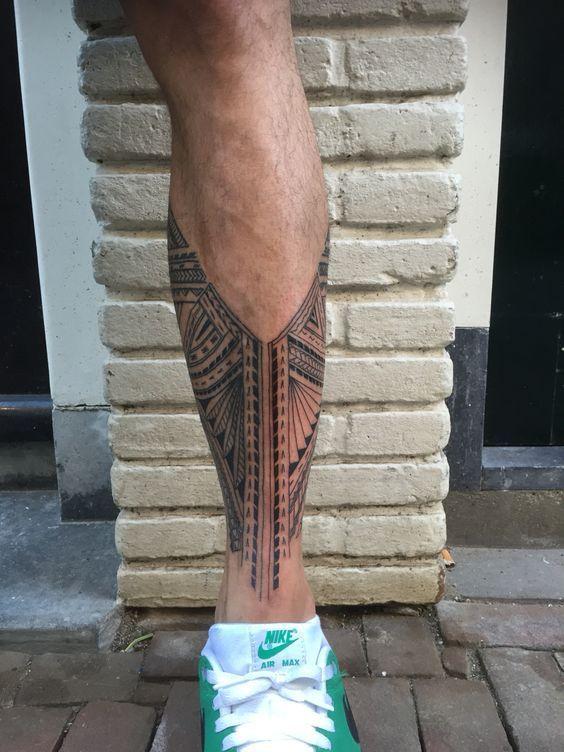 Polynesian Tattoos 105