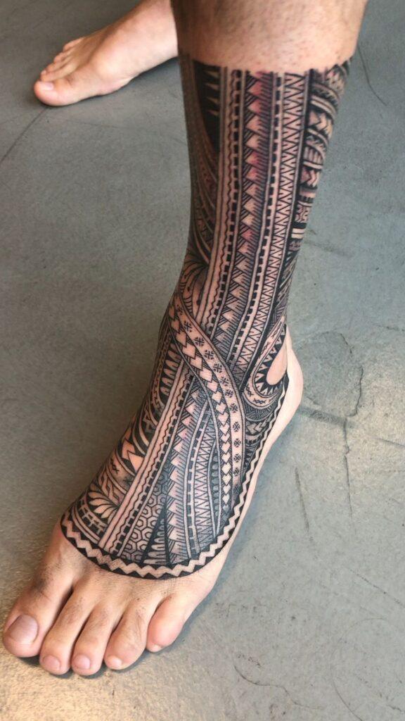 Polynesian Tattoos 107
