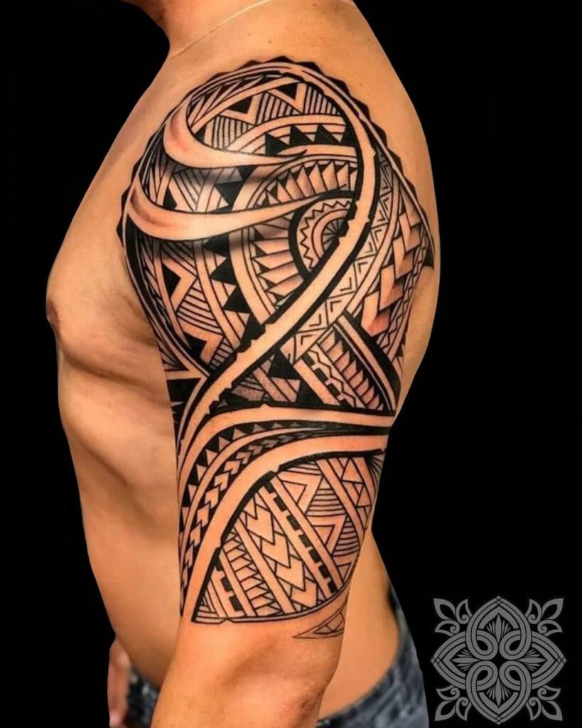 Polynesian Tattoos 12