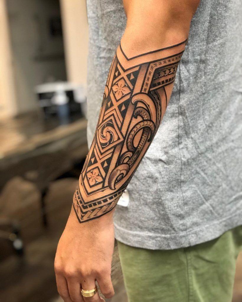 Polynesian Tattoos 19