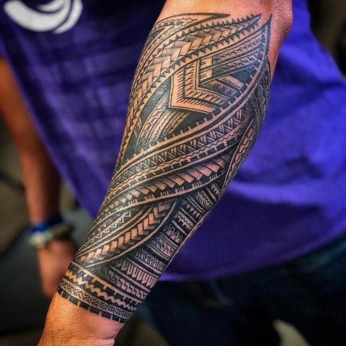 Polynesian Tattoos 20