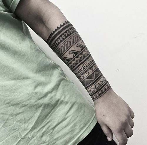 Polynesian Tattoos 22
