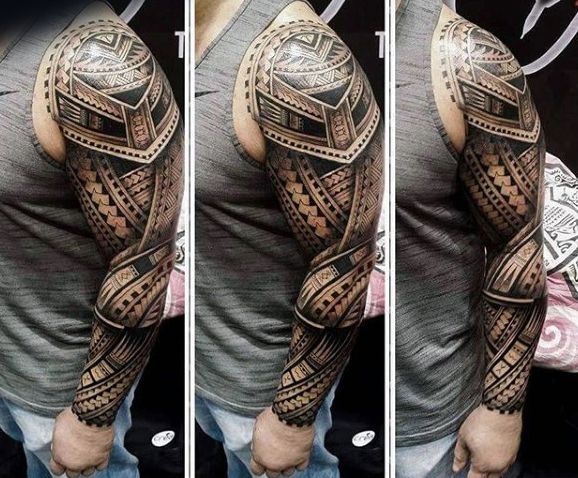Polynesian Tattoos 23