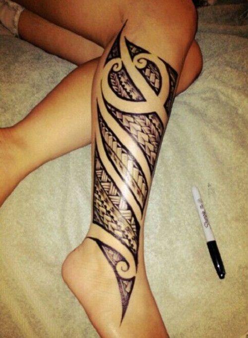 Polynesian Tattoos 24