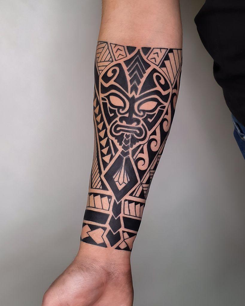 Polynesian Tattoos 25