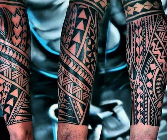 Polynesian Tattoos 27
