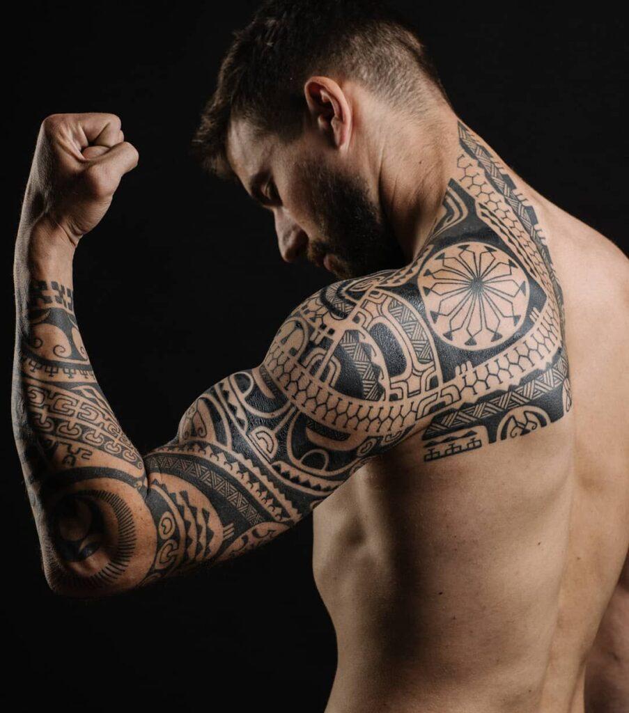 Polynesian Tattoos 29