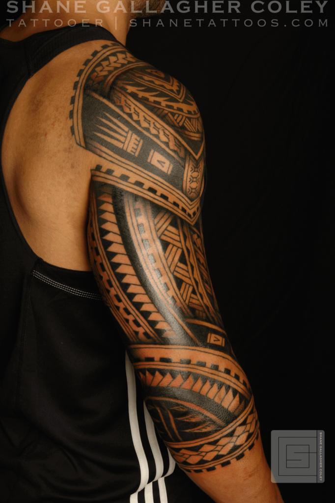 Polynesian Tattoos 3