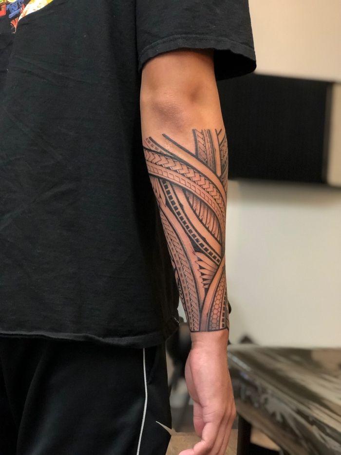 Polynesian Tattoos 30