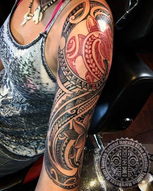 Polynesian Tattoos 41