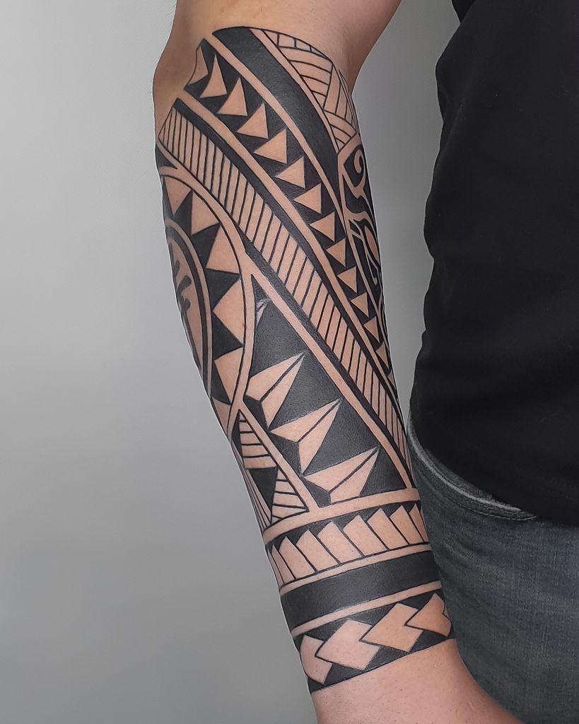 Polynesian Tattoos 42