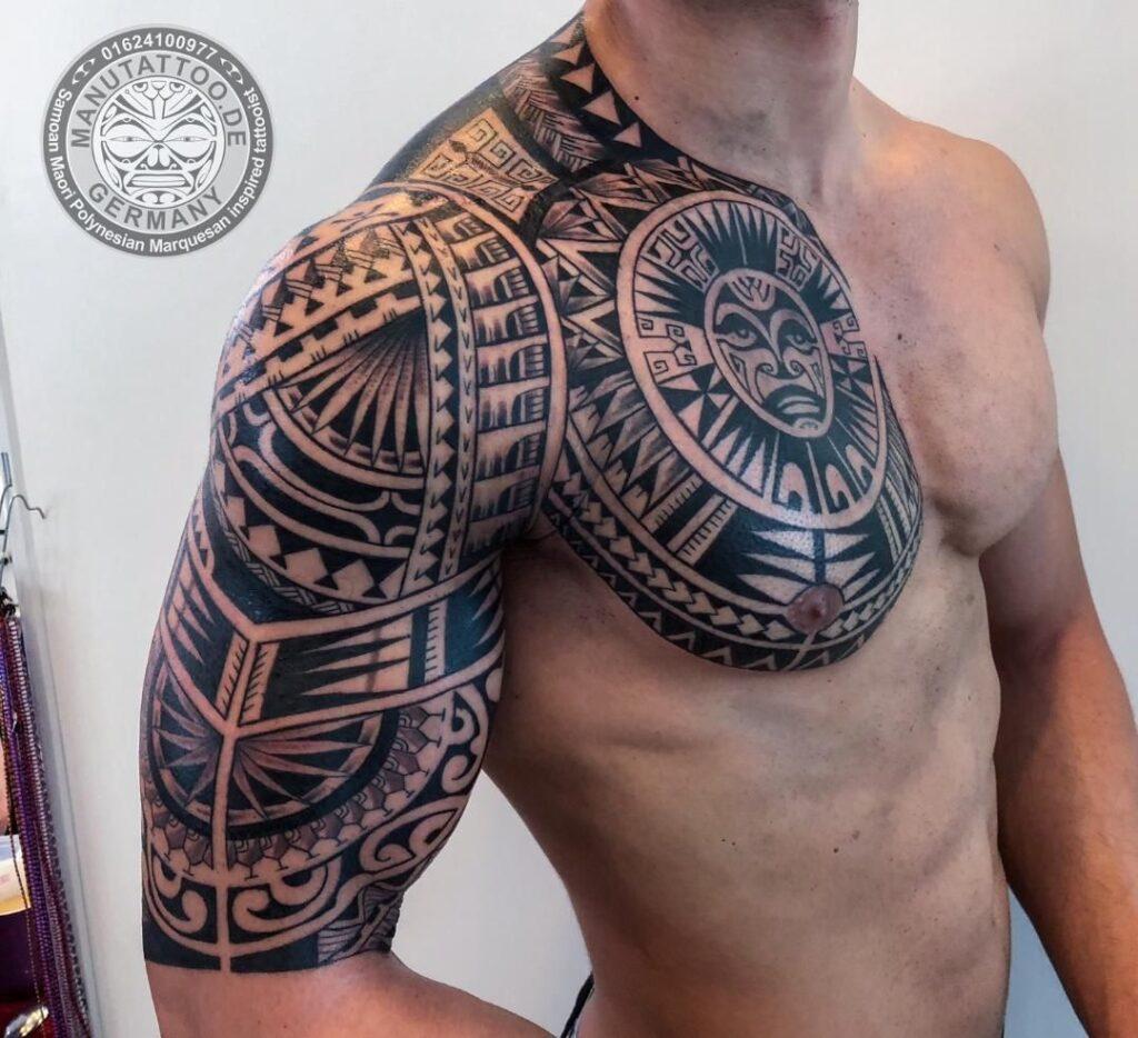 Polynesian Tattoos 44