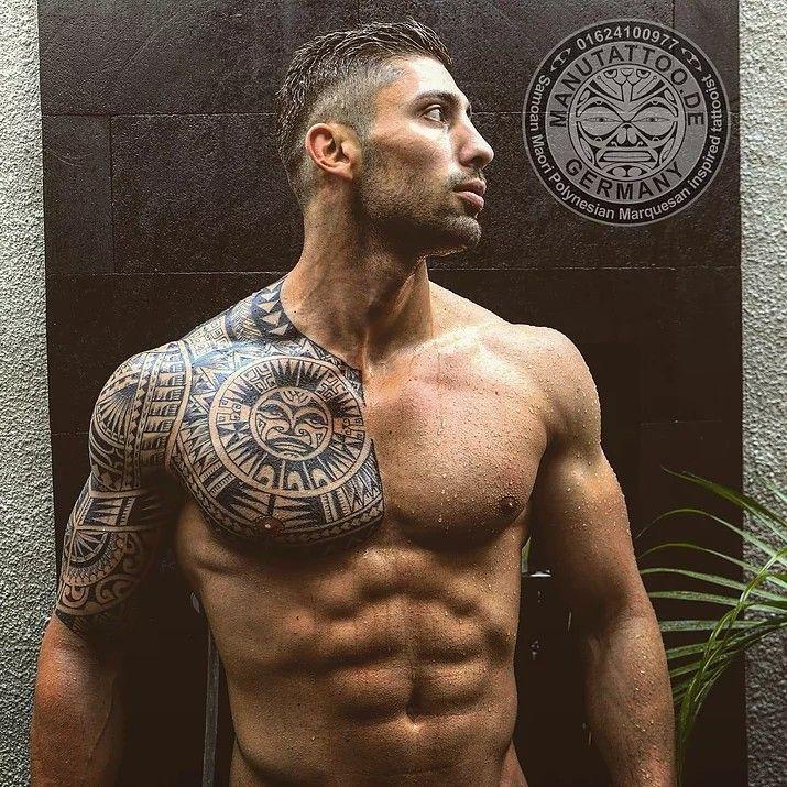 Polynesian Tattoos 47