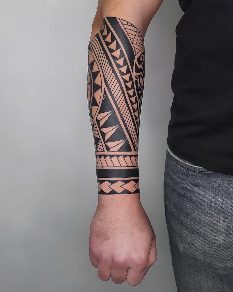Polynesian Tattoos 58