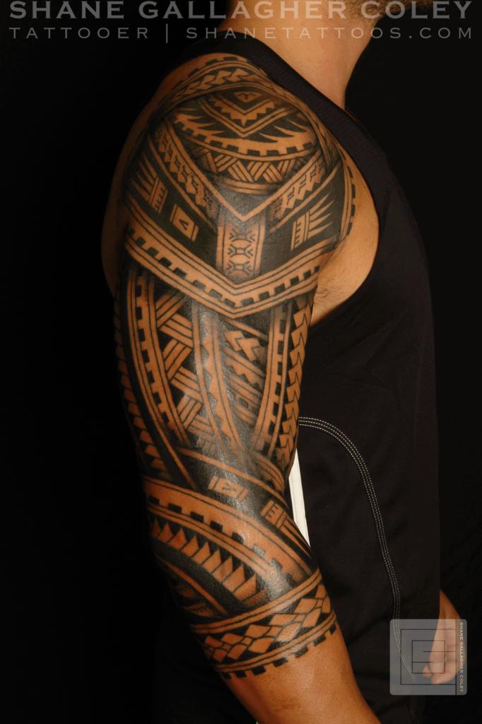 Polynesian Tattoos 7
