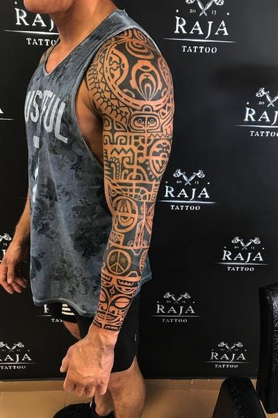 Polynesian Tattoos 71
