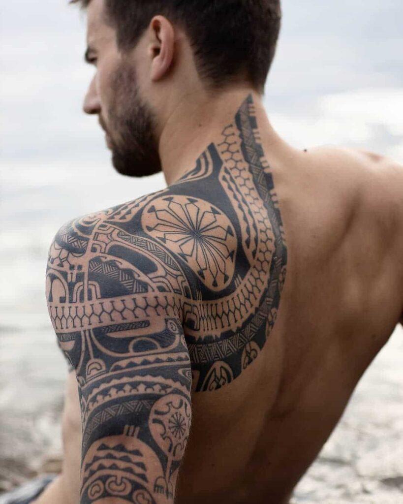 Polynesian Tattoos 73