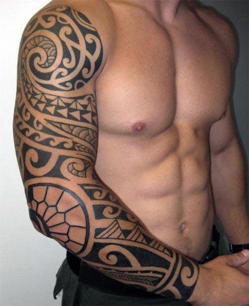 Polynesian Tattoos 8