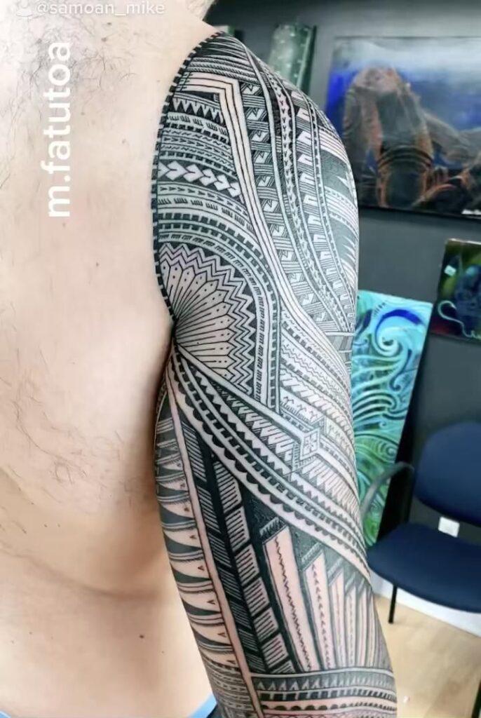 Polynesian Tattoos 80