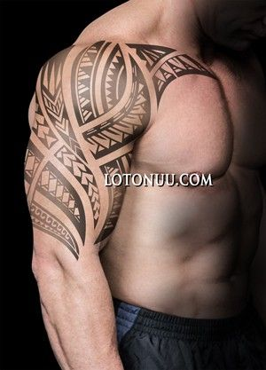 Polynesian Tattoos 81
