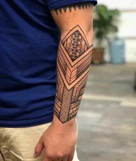 Polynesian Tattoos 85