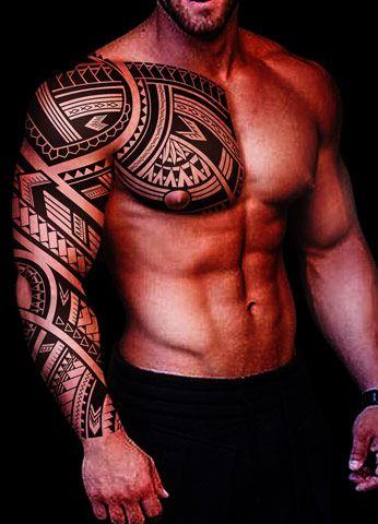 Polynesian Tattoos 86