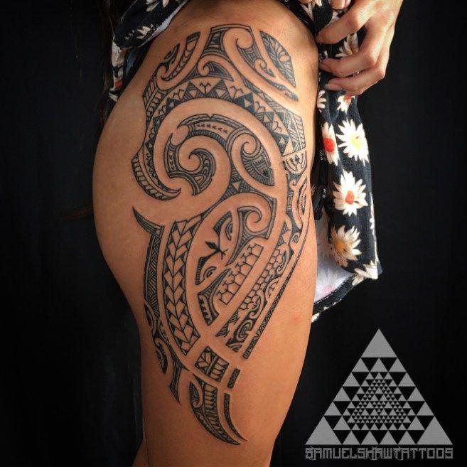 Polynesian Tattoos 87