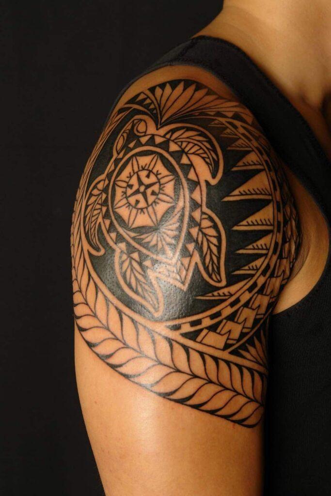 Polynesian Tattoos 9