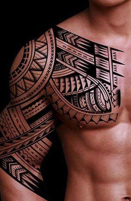 Polynesian Tattoos 92