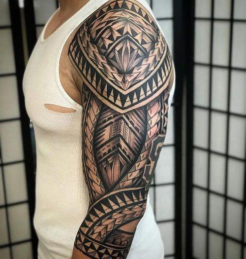 Polynesian Tattoos 98