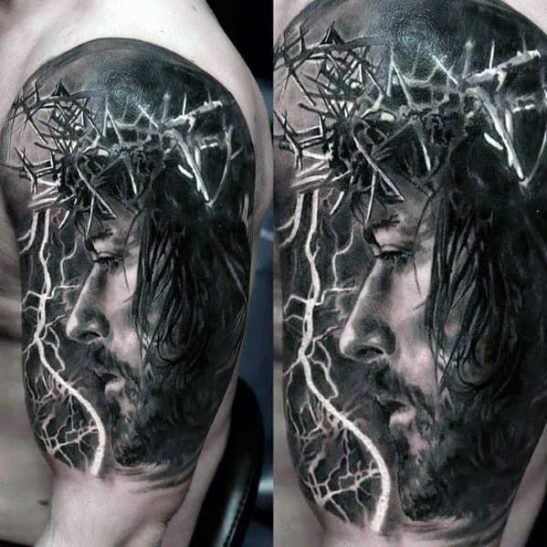 Religious Tattoos 100