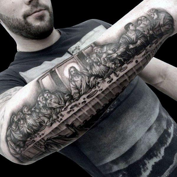 Religious Tattoos 112