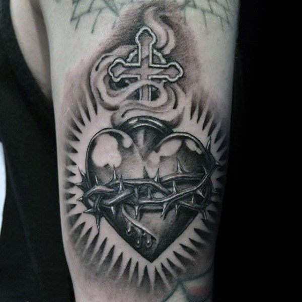 Religious Tattoos 114
