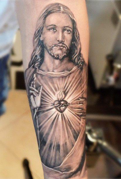 Religious Tattoos 122