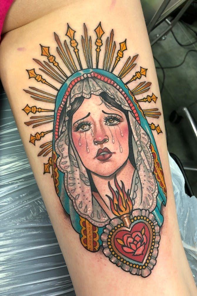 Religious Tattoos 123