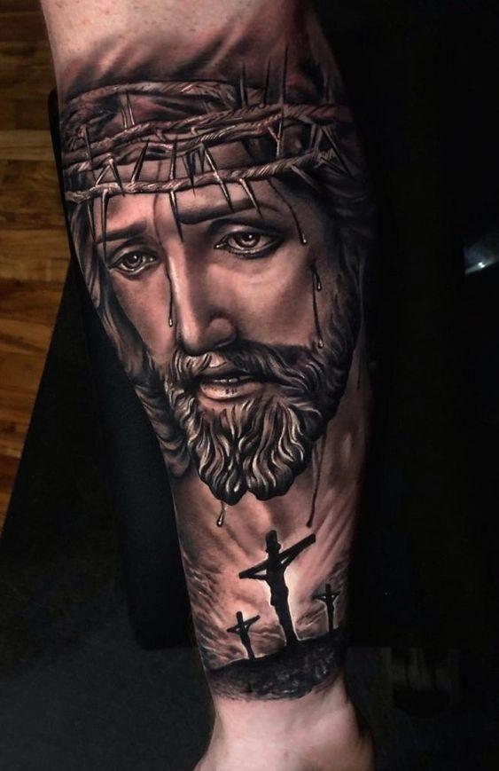 Religious Tattoos 134